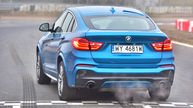 BMW X4 /Motor