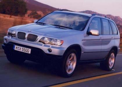 BMW X5 /INTERIA.PL