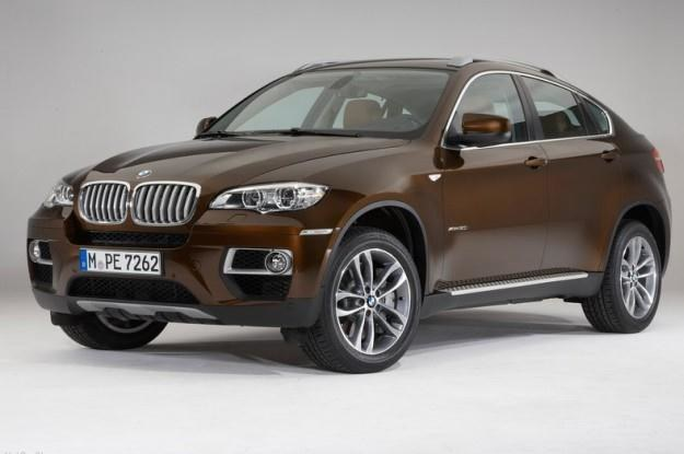 BMW X6 po liftingu