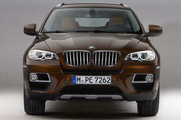 BMW X6 po liftingu /