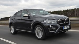 BMW X6 xDrive30d – test