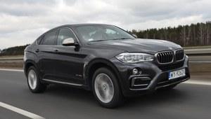 BMW X6 xDrive30d – test