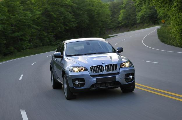 BMW X6 z kartą paliwową? Kto by nie chciał... /
