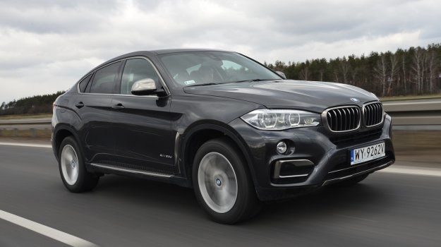BMW X6 /Motor