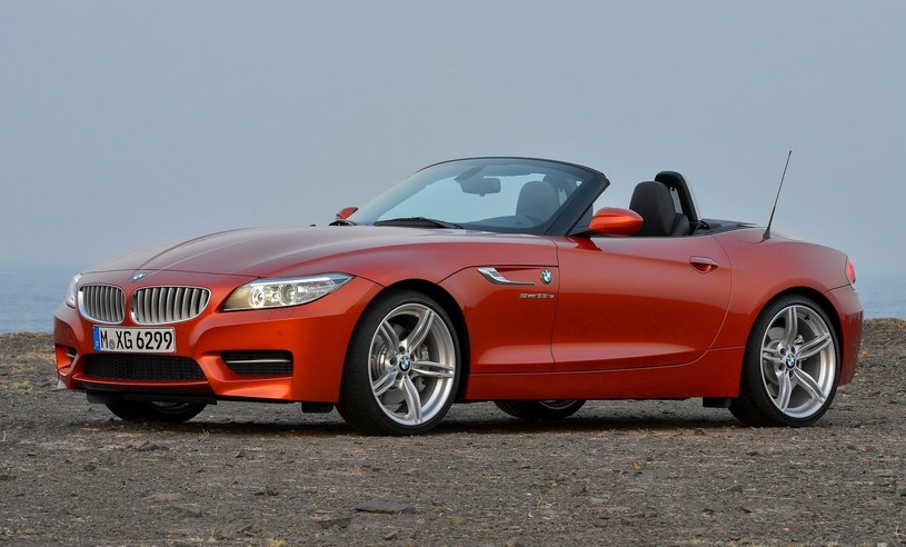 BMW Z4 okazało się zbyt drogie, aby Bawarczycy inwestowali sami w jego następcę /