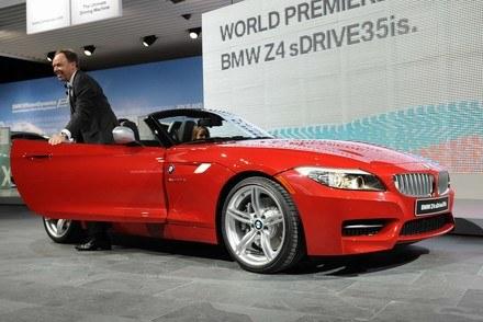 BMW Z4 sDrive35is /AFP