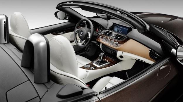 BMW Z4 z pakietem Pure Fusion Design /BMW