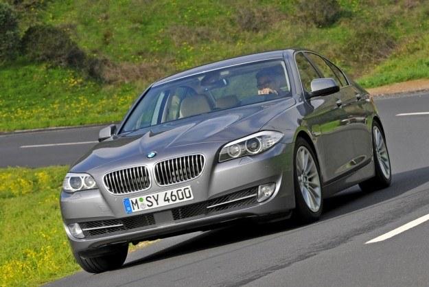 BMW znajduje się w czołówce zestawienia /