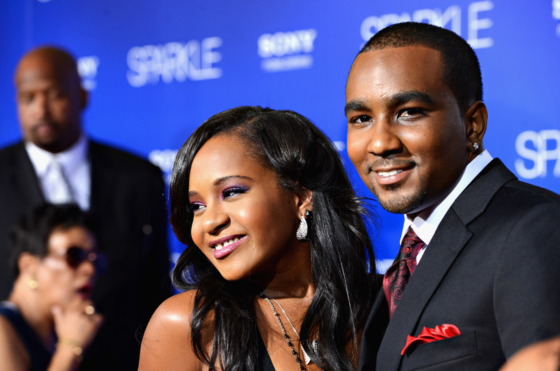 Bobbi Kristina Brown i Nick Gordon /AFP