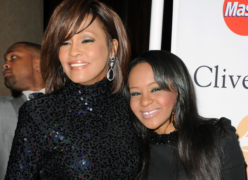 Bobbi Kristina Brown z mamą, Whitney Houston /Getty Images