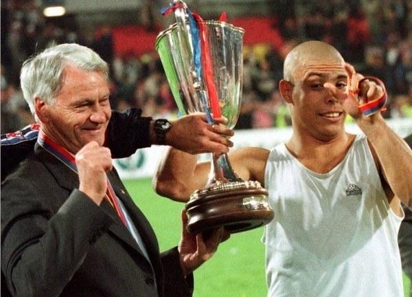 Bobby Robson, Brazylijczyk Ronaldo i Puchar Zdobywców Pucharów /AFP