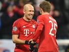 Bochum - Bayern 0-3. Verbeek wstydzi się zachowania Robbena