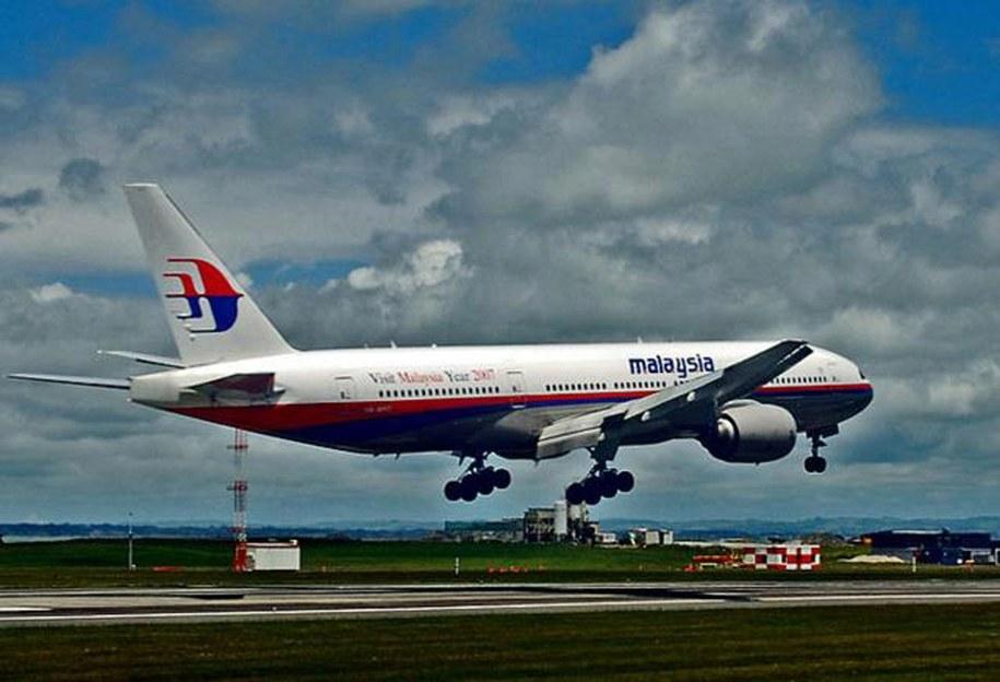 Boeing 777 /Newscom /PAP/EPA