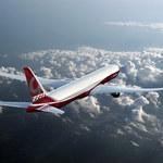 Boeing 777x - samolot pasażerski ze składanymi skrzydłami