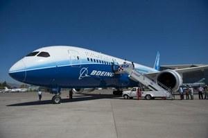 Boeing nie zwalnia z produkcją samolotów 787 Dreamliner