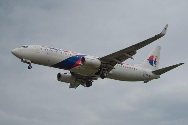 Boeinga 777 Malaysia Airlines wciąż nie odnaleziono /AFP
