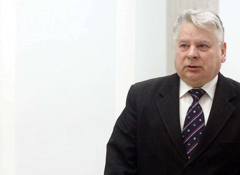 Bogdan Borusewicz /Adam Guz /Reporter