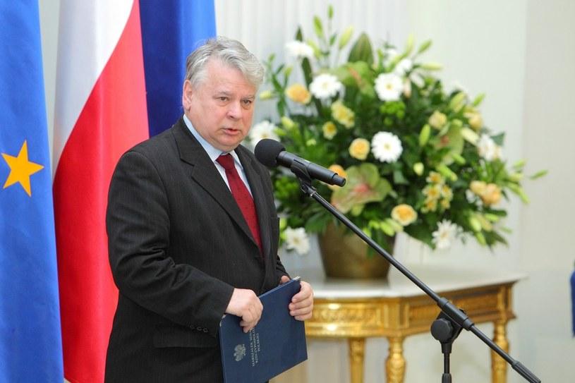 Bogdan Borusewicz /Jak Kucharzyk /East News