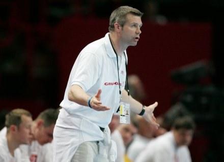 Bogdan Wenta Fot. Łukasz Grochala /Agencja Przegląd Sportowy