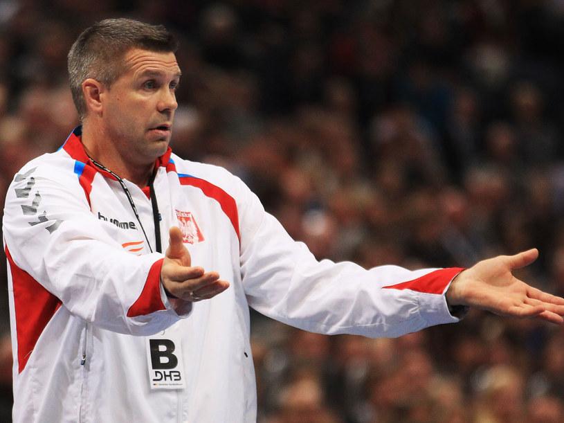 Bogdan Wenta: rzadko to mówię Iwonie, ale jestem z niej dumny  /Getty Images/Flash Press Media