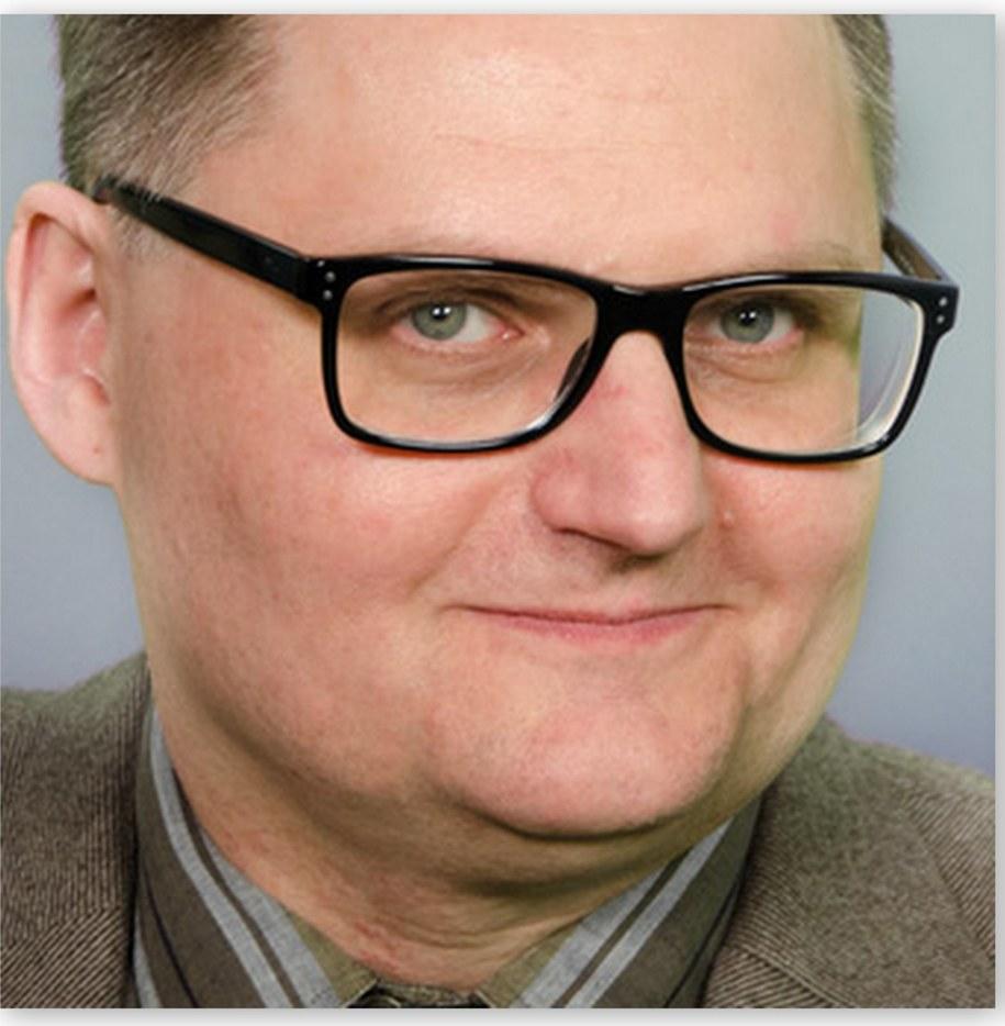 Bogdan Zalewski /Archiwum RMF FM