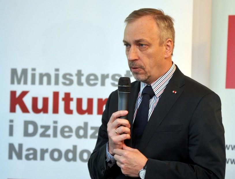 Bogdan Zdrojewski /M. Lasyk /Reporter
