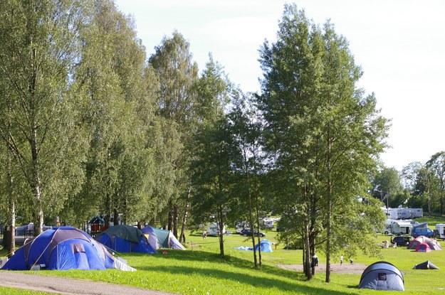 Bogstad Camping w Oslo /123/RF PICSEL