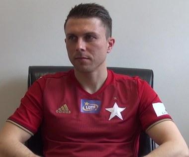 Boguski o treningach u Petrescu. Wideo