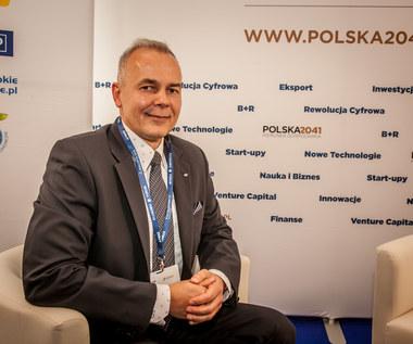 Bogusław Białowąs, p.o. prezesa Banku Ochrony Środowiska