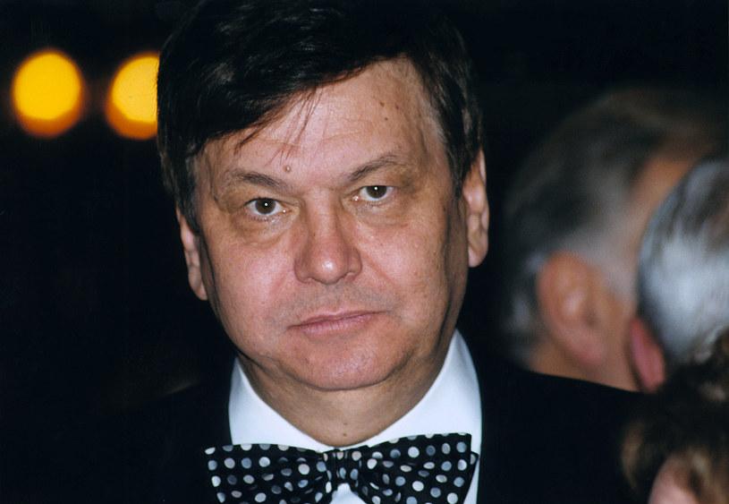 Bogusław Kaczyński miał trudne dzieciństwo /Niemiec /AKPA