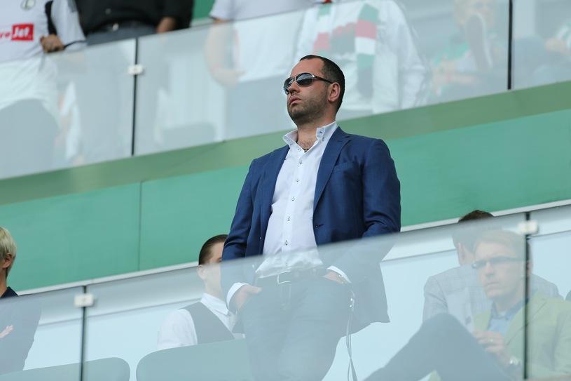 Bogusław Leśnodorski, były współwaściciel Legii Warszawa, jakiś czas temu zainwestował w drużynę Ago Esports /Kamil Piklikiewicz /East News