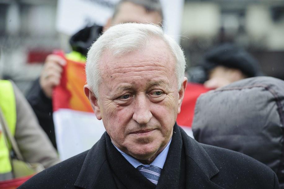Bogusław Liberadzki /PAP/Wiktor Dąbkowski /PAP
