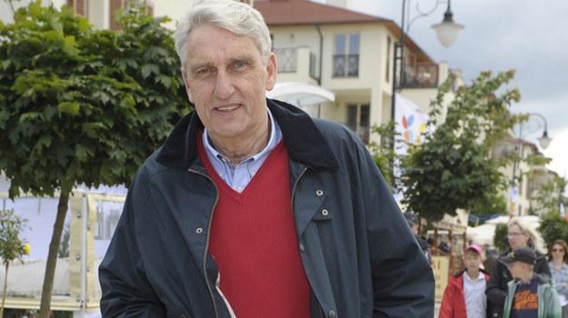 Bogusław Wołoszański /fot  /AKPA