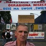 Bohater Sierpnia'80 skarży się na działanie policji