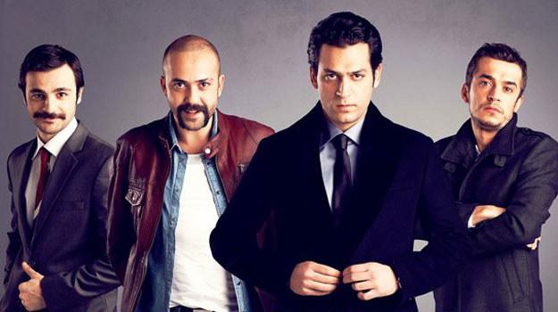 """Bohaterowie """"Suskunlar"""" - tureckiej serii, która jest pierwowzorem """"Game of Silence"""" /materiały prasowe"""