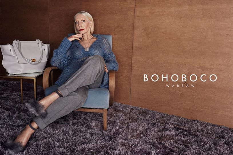 Bohoboco jesień/zima 2015 /Styl.pl/materiały prasowe