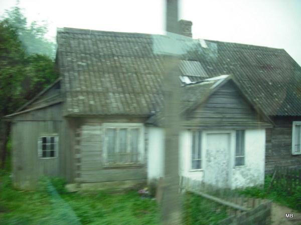 Po drodze z okna autokaru