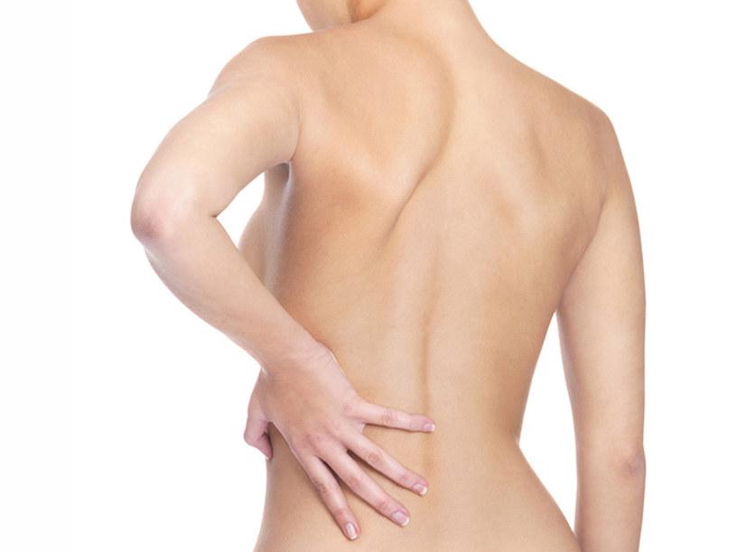 Ból kręgosłupa to zwykle skutek złej postawy i braku ruchu  /© Panthermedia