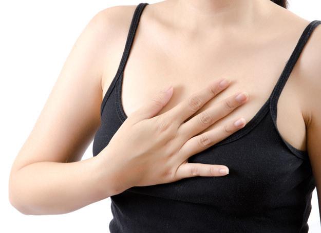 Ból w klatce piersiowej nie musi oznaczać zawału /©123RF/PICSEL