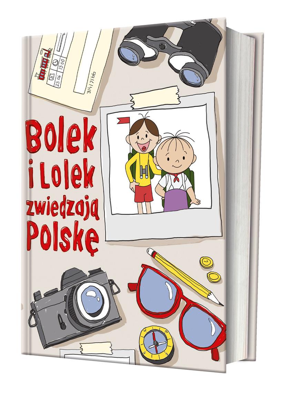 Bolek i Lolek zwiedzają Polskę /materiały prasowe