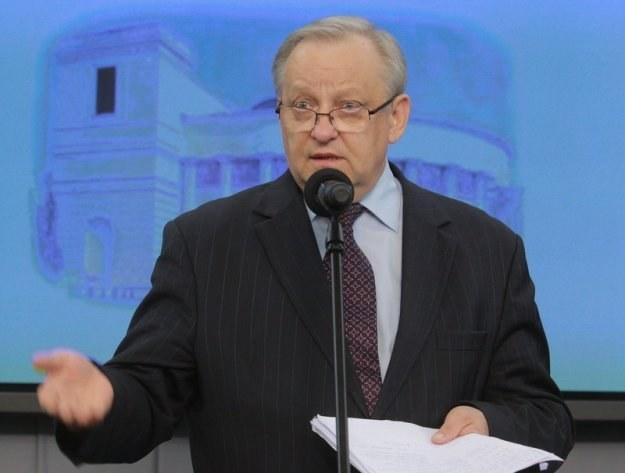 Bolesław Piecha /Witold Rozbicki /Reporter