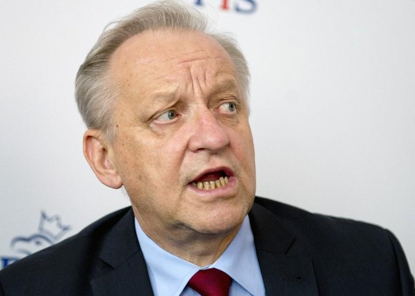 Bolesław Piecha /Piotr Tracz /Reporter