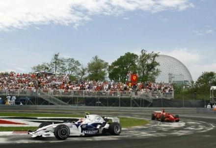 Bolidy F1 znów pojadą w Montrealu /AFP