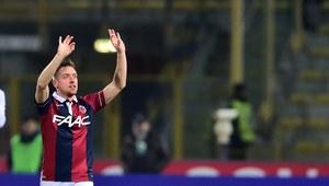 Bologna - Fiorentina 1-1. Błaszczykowski na ławce