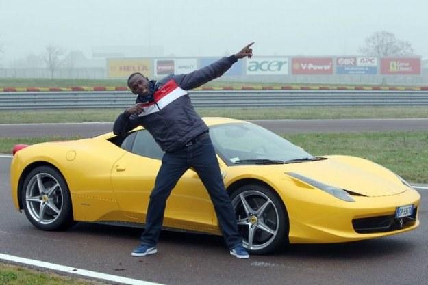 Bolt i 458 italia /
