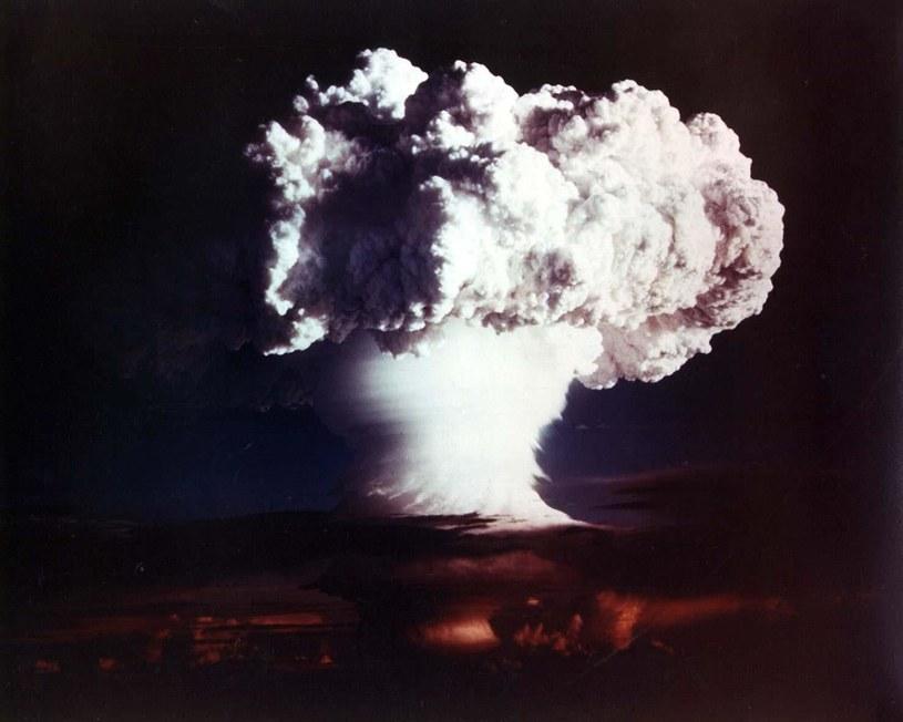 Bomba mezonowa może wytworzyć energię aż 8 razy większą od pojedynczego wybuchu bomby wodorowej /AFP