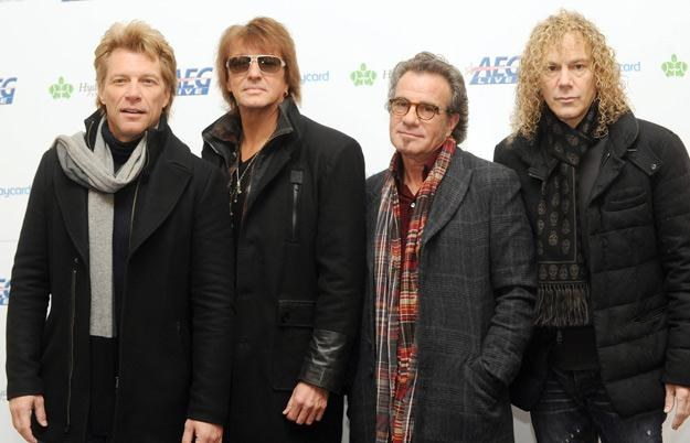 Bon Jovi to już weterani rocka - fot. Stuart Wilson /Getty Images/Flash Press Media