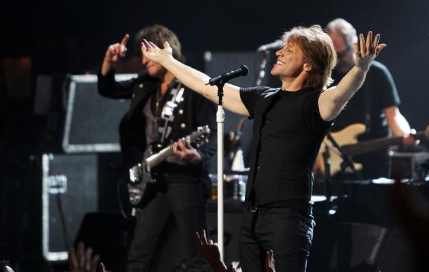Bon Jovi to prawdziwa maszynka do zarabiania pieniędzy - fot. Mark Metcalfe /Getty Images/Flash Press Media