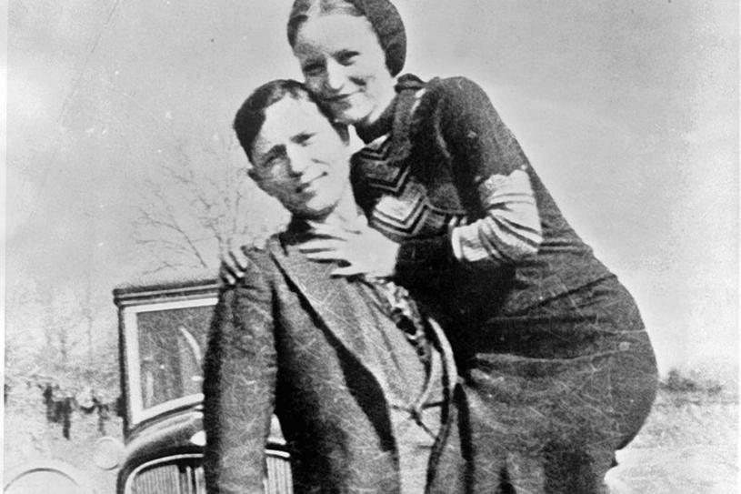 Bonnie Elizabeth Parker z mężem /materiały prasowe