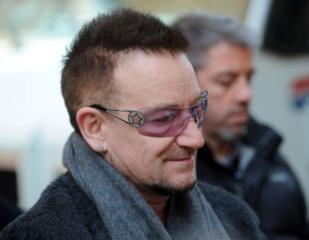 Bono (U2) fot. Brad Barket /Getty Images/Flash Press Media